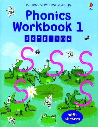9780794531157: Phonics Workbook 1 (Very First Reading Workbooks)