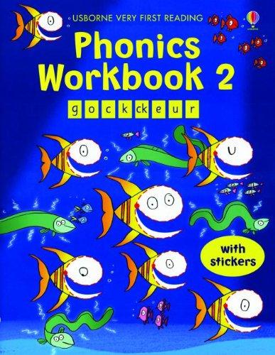 9780794531164: Phonics Workbook 2 (Very First Reading Workbooks)