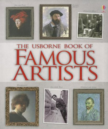 9780794531232: The Usborne Book of Famous Artists