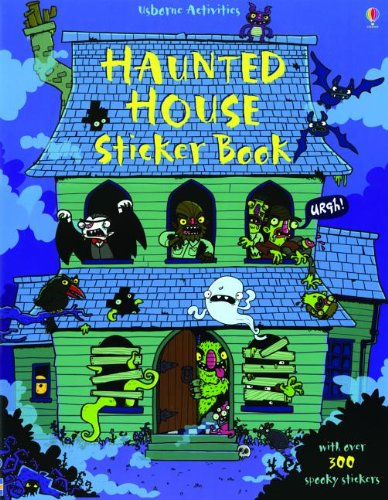 9780794531638: Haunted House Sticker Book