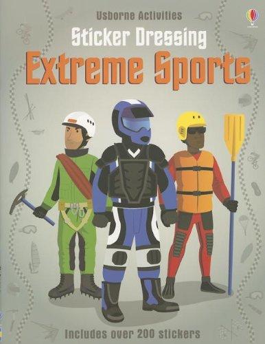 9780794531645: Sticker Dressing Extreme Sports (Usborne Activities)