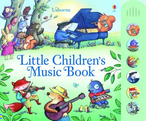 9780794531683: Little Children's Music Book
