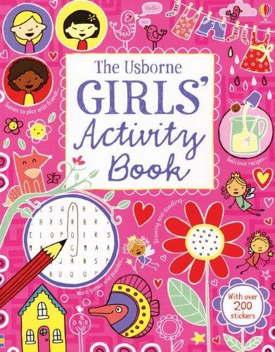 9780794531720: Girl's Activity Book