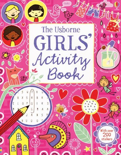 9780794531720: Girl's Activity Book (Doodling Books)