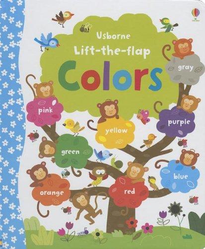 9780794532062: Usborne Lift-The-Flap Colors