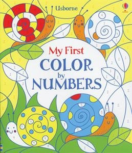 9780794532147: My First Color by Numbers