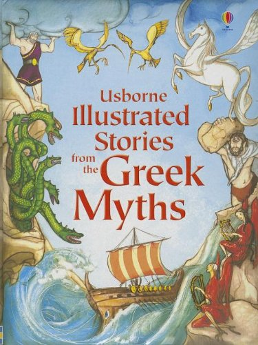 9780794532376: Illustrated Stories from the Greek Myths