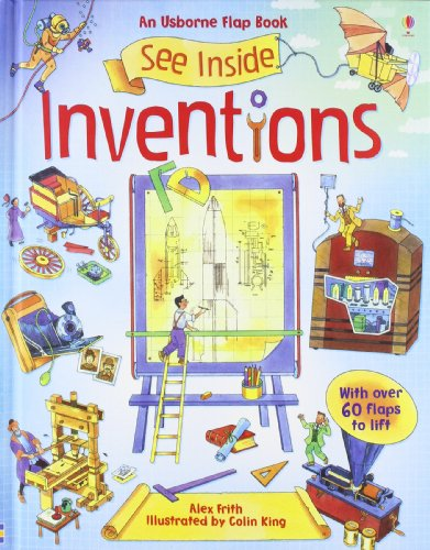 9780794532390: See Inside Inventions Internet Reference (See Inside Board Books)