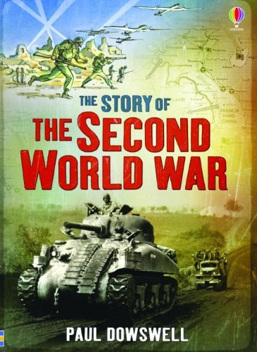 9780794532475: Story of the Second World War (See Inside Board Books)