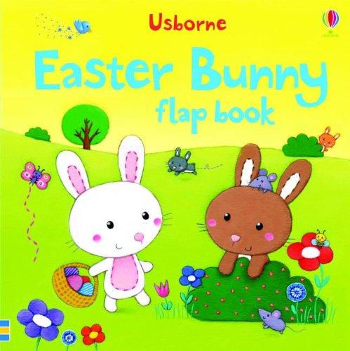 9780794532567: Easter Bunny Flap Book (Usborne Flap Book)