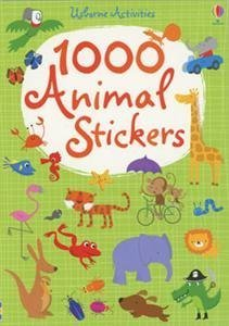 9780794532727: 1000 Animal Stickers