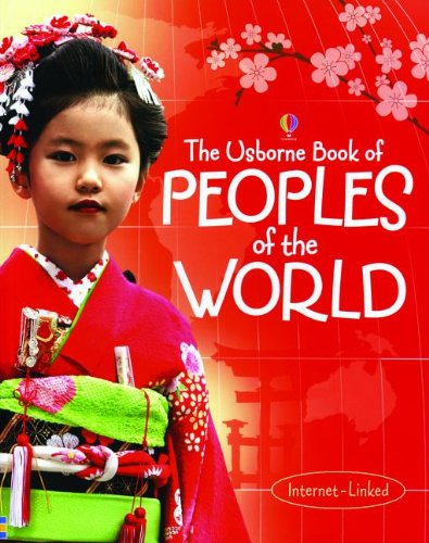 9780794532802: The Usborne Book of Peoples of the World