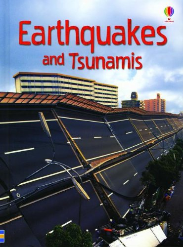 9780794532819: Earthquakes and Tsunamis (Beginner's Science)