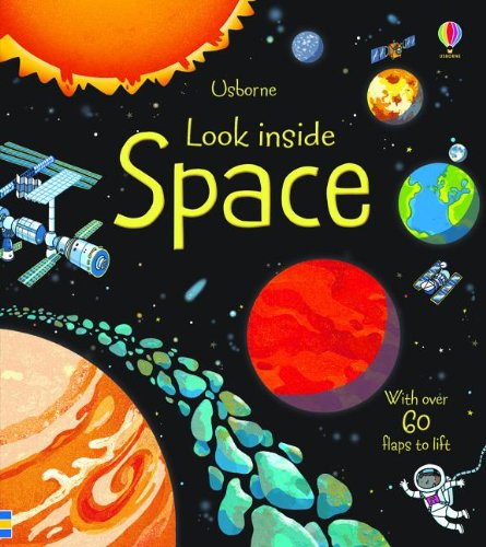 9780794532826: Look Inside Space (Look Inside (Usborne))