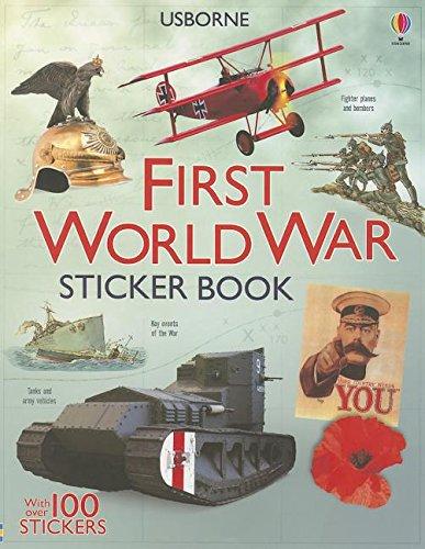 9780794532994: First World War Sticker Book