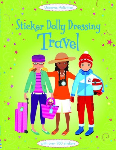 9780794533137: Sticker Dolly Dressing Travel [With Sticker(s)]