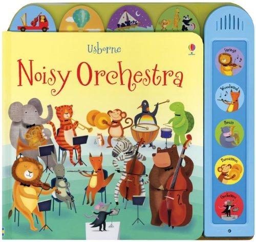 9780794533342: Noisy Orchestra (Noisy Books)