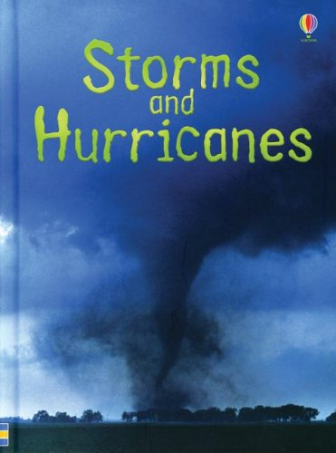 9780794533502: Storms and Hurricanes (Usborne Beginners)