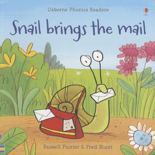 9780794533694: Snail Brings the Mail (Usborne Phonics Readers)