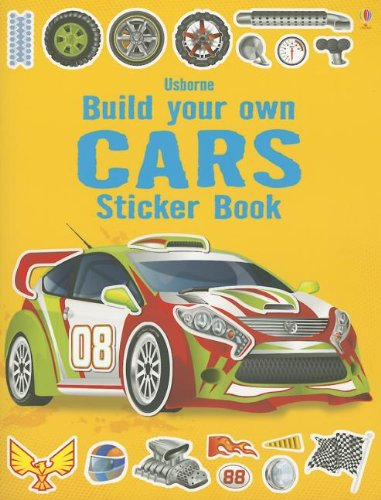 9780794533793: Build Your Own Cars Sticker Book