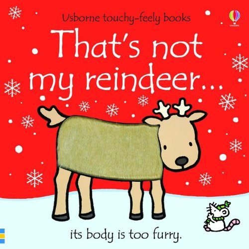 9780794533908: That's Not My Reindeer... (Usborne Touchy-Feely Books)