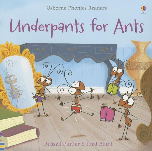 Underpants for Ants (Usborne Phonics Readers): Punter, Russell