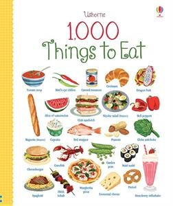 9780794534066: 1000 Things to Eat