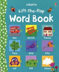 9780794534509: Lift-the-Flap Word Book