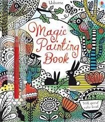 9780794534547: Magic Painting Book