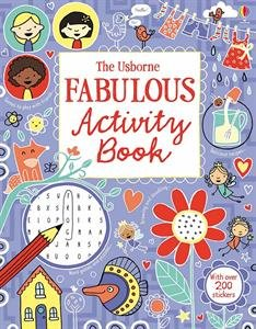 Fabulous Activity Book: Lucy Bowman, et
