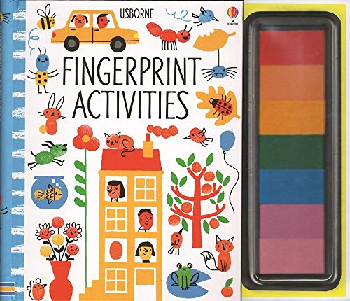 9780794534752: Fingerprint Activities