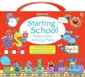 9780794535063: Starting School Wipe-clean Activity Pack