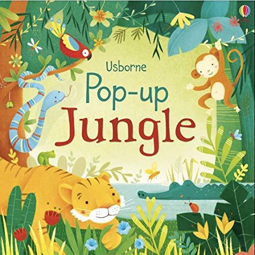 9780794535490: Pop-Up Jungle