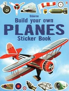 9780794535513: Build Your Own Planes Sticker Book