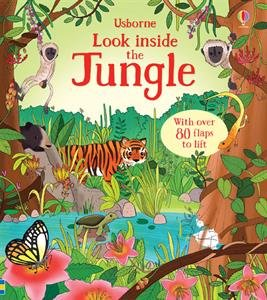 9780794535612: Look Inside the Jungle