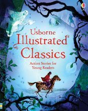 Usborne Illustrated Classics: Leslie Firth