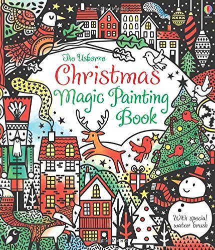 9780794535773: Christmas Magic Painting Book
