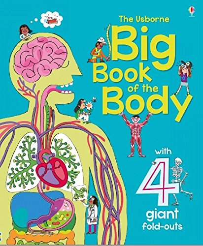 Big Book of the Body: Minna Lacey