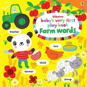 9780794536435: Baby's Very First Play Book Farm Words