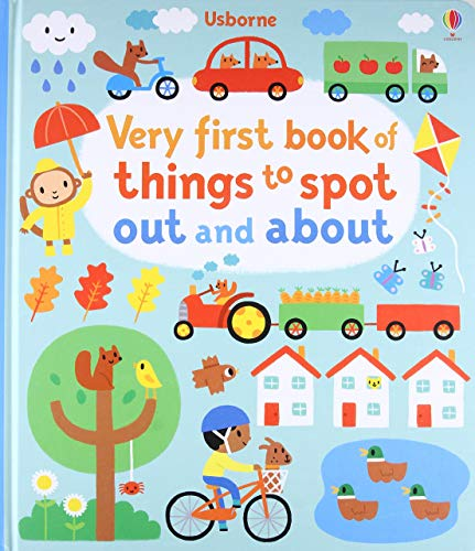 9780794536572: Very First Book of Things to Spot Out and About