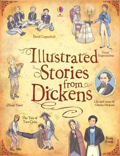 9780794536589: Illustrated Stories from Dickens