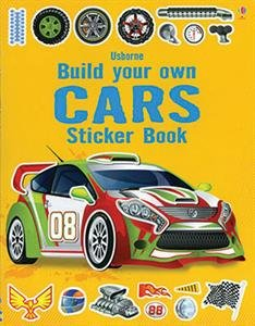 9780794536596: Build Your Own Cars Sticker Book