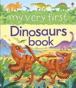 9780794536602: My Vert First Dinosaurs Book