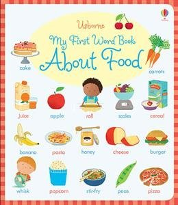 9780794536626: My First Word Book about Food