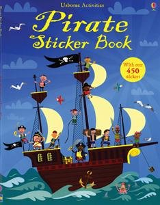 9780794536961: Pirate Sticker Book