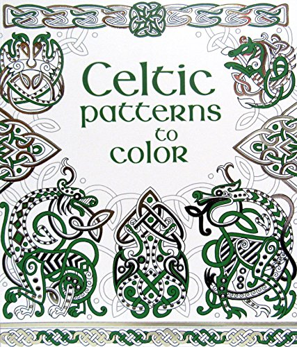 9780794537104: Celtic Patterns to Color