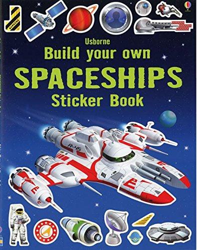 9780794537593: Build your Own Spaceships Sticker Book