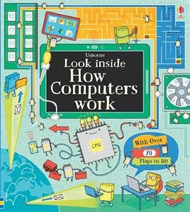 9780794537654: Look Inside How Computers Work