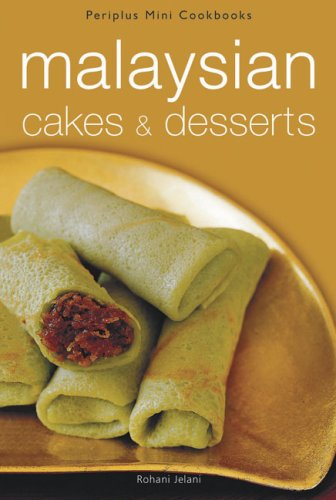 9780794600020: Malyasian Cakes and Desserts