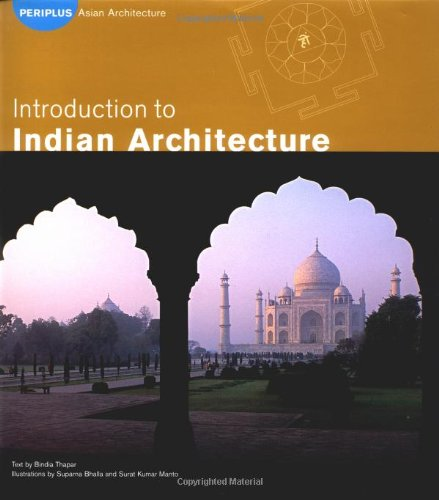 Introduction to Indian Architecture: Bindia Thapar